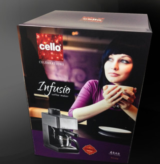 Cello Product Packaging