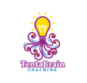 Tentabrain-logo-design