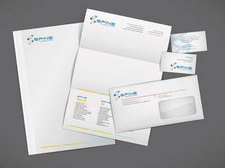 Logo design for accounting software.