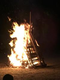 Camp Bon Fire