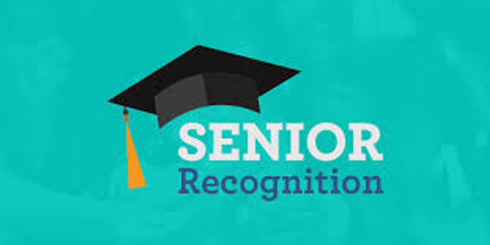 Senior Recognition Dinner