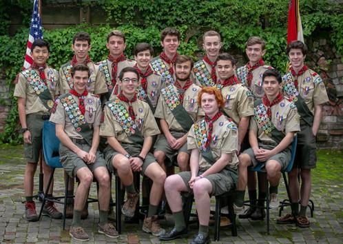 2020 Eagle Scouts