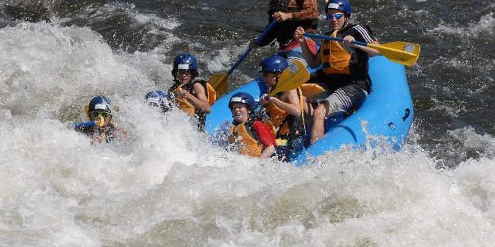 Rafting, Canoeing, Kayaking Trip