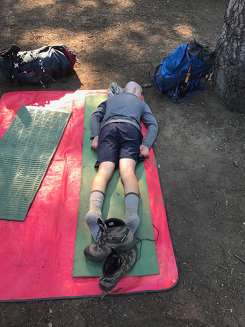 50 Miler Recovery