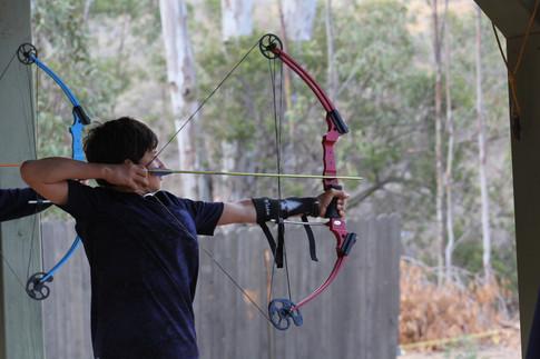 Summer Camp Archery