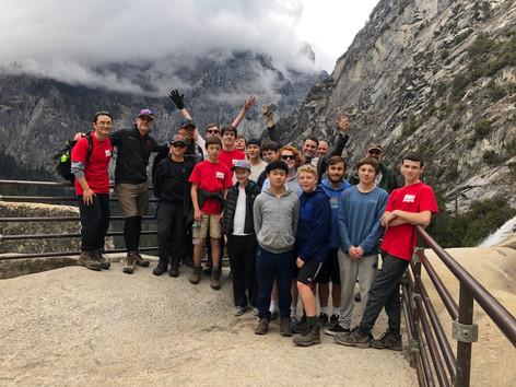 Yosemite Winter 2020