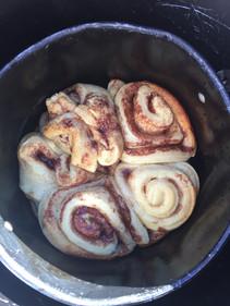 Mmmm...Cinnamon Rolls