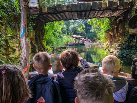 Jahrgang 3 im Zoo Hannover