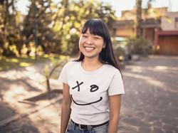 SHASMIMO SMILE GIRL FALL