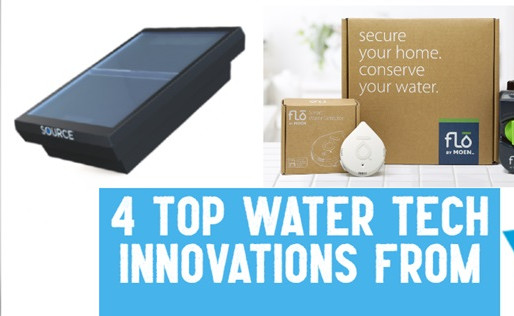 Four top water innovations from CES 2020