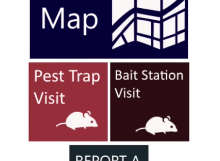 Are you using EcoTrack? - Update on our tool used to help tackle pests across the region.