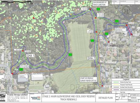 Kauri Glen Reserve Update