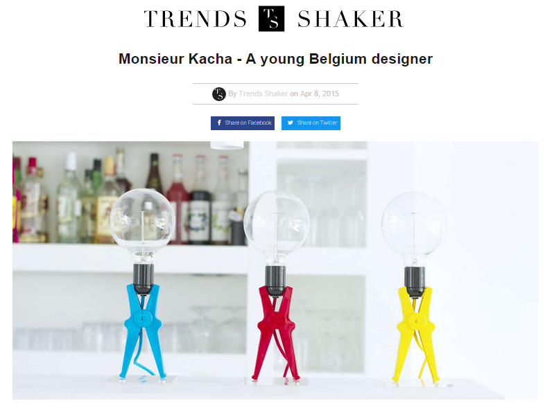 trends shakers 8-04-2015