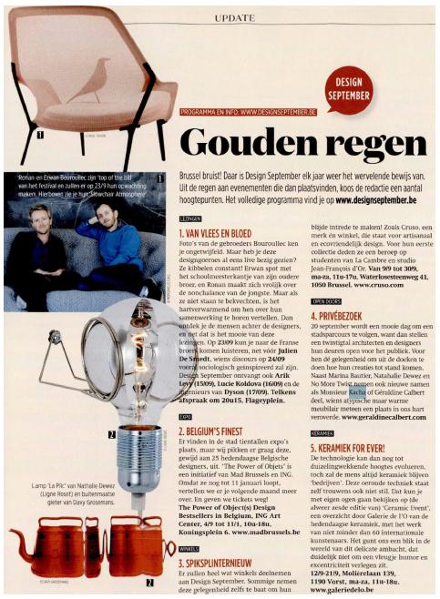Feeling wonen - 1-09-2014