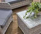 Wroxham 4 Seat Lounge Set