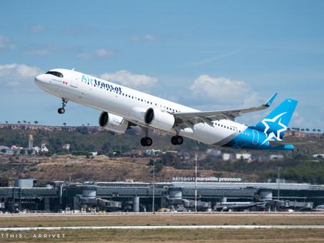 Air Transat extends grounding to June 14th...