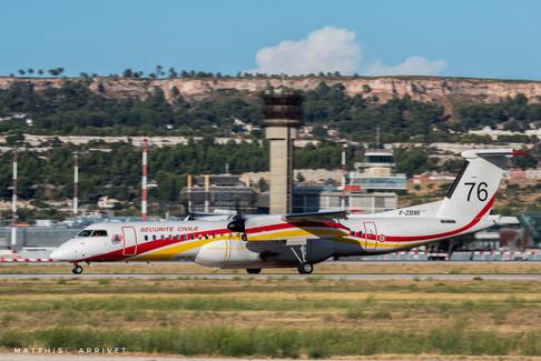Sécurité Civile Dash 8 Q400-MR Milan