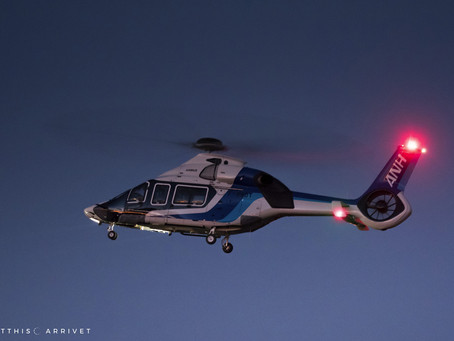 ANH H160 performs first flight