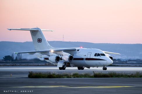 Royal Air Force BAe146 CC2