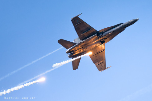 RMAF F/A-18D Hornet