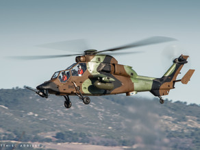 The Tiger Helicopter is 30 years old
