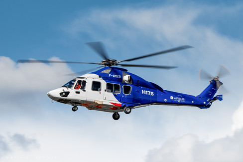 Airbus Helicopters H175 Prototype