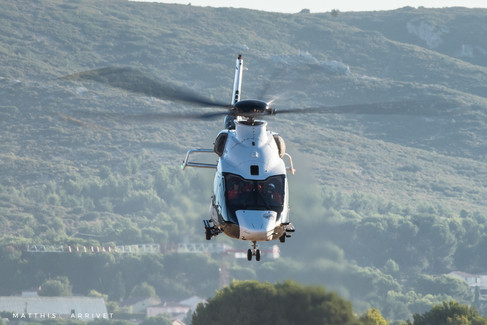 Airbus Helicopters H160 Prototype