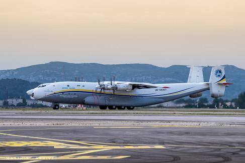 Antonov Airlines An-22 Antei
