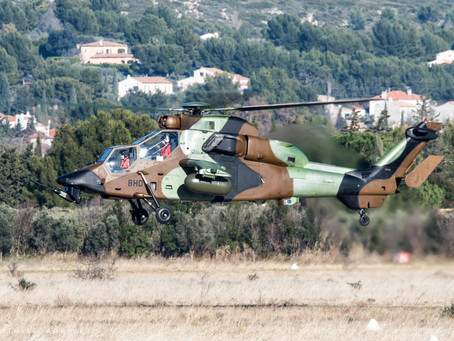 Berre La Fare airfield, Airbus Helicopter's playground