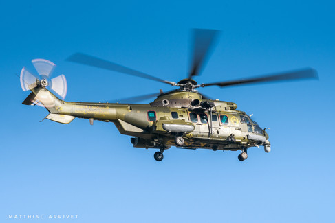 Kuwait National Guard H225M Super Puma