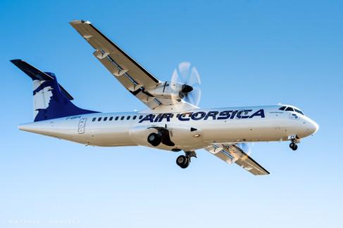 Air Corsica ATR 72-212A