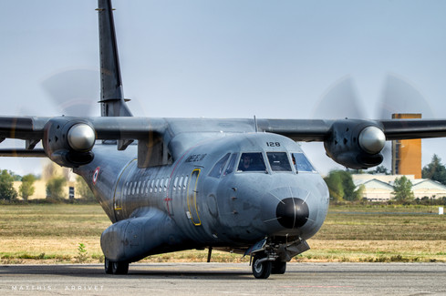 French Air Force CN-235-200