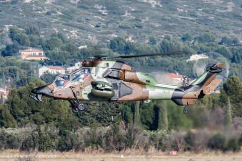 French Army EC665 Tiger