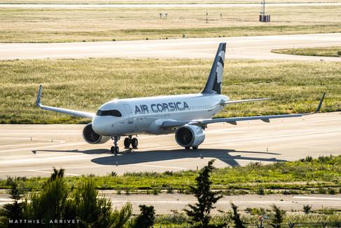 Air Corsica A320neo