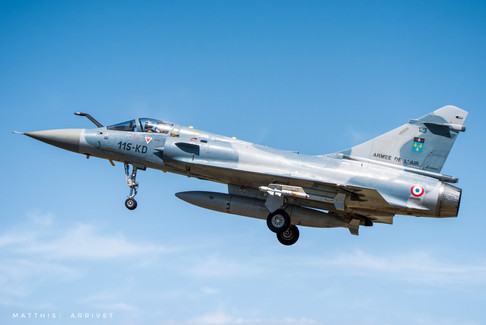 French Air Force Mirage 2000C