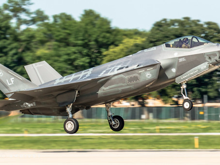 Switzerland chooses the F-35 to replace F/A-18s and F-5s
