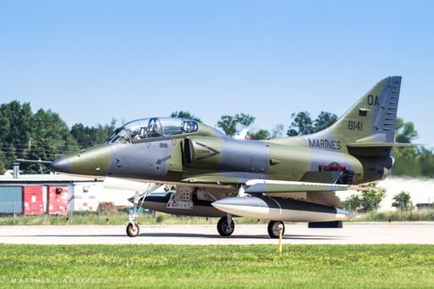 Private TA-4J Skyhawk