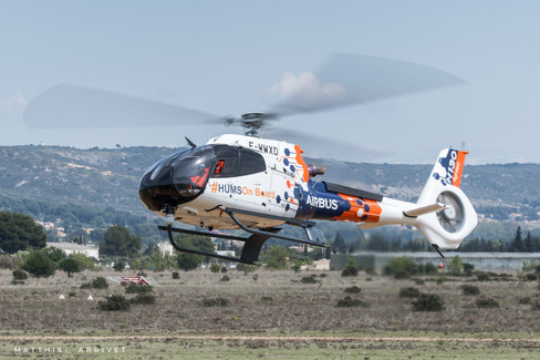 Airbus Helicopters H130 Prototype