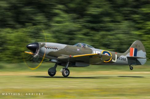 Private Spitfire Mk XIV