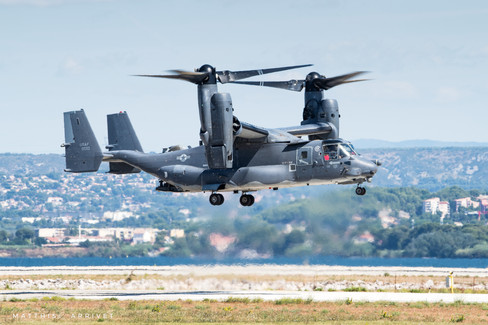 USAF CV-22B Osprey