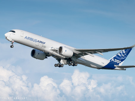 Can Airbus launch a freighter version of its A350?