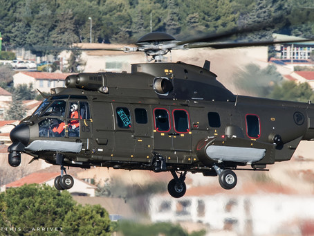 Republic of Singapore Air Force receives first H225M