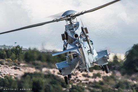 French Air Force H225M Caracal