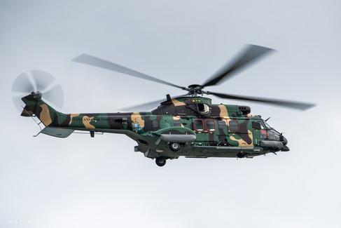 Tanzanian Air Force H215M Super Puma