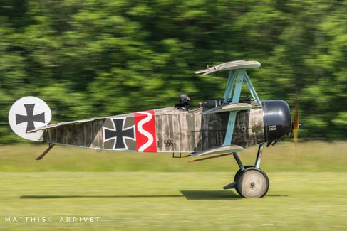 Private Fokker Dr I