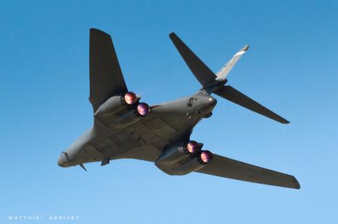 USAF B-1B Lancer