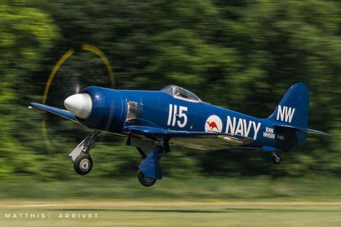 Private Sea-Fury FB.11