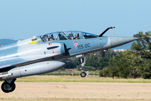 French Air Force Mirage 2000B