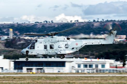 French Navy NH90 Caïman