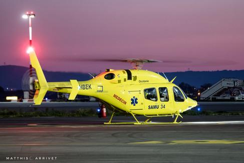 Babcock Bell 429 Global Ranger